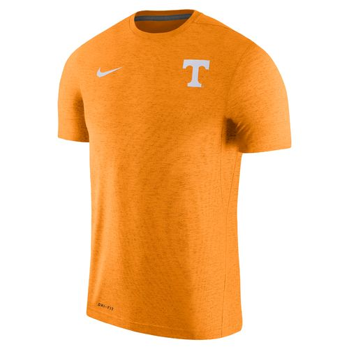 Nike™ Men's University of Tennessee Dry Top Coaches Short Sleeve T-shirt - view number 1