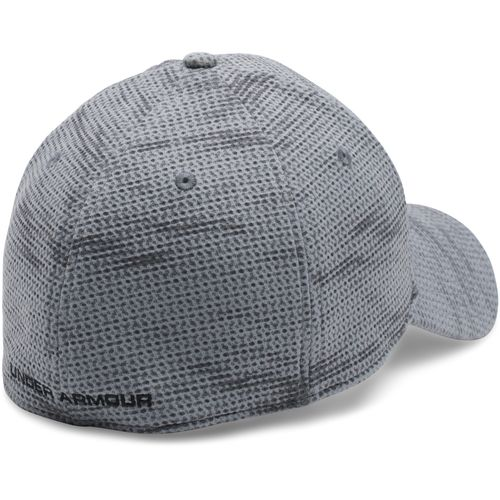 Under Armour Men's Blitzing Print Stretch Fit Cap - view number 2