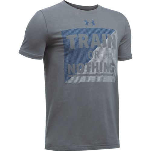 Under Armour Boys' Train Or Nothing T-shirt