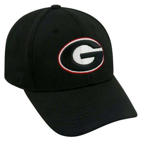 Top of the World Men's University of Georgia Booster Plus Tonal 3 Cap