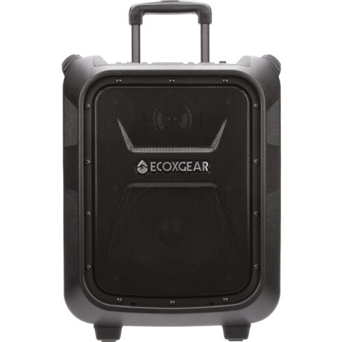 ECOXGEAR EcoBoulder 100 W Portable Waterproof Bluetooth Speaker