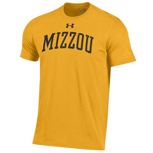 Under Armour Men's University of Missouri Charged Cotton T-shirt - view number 1