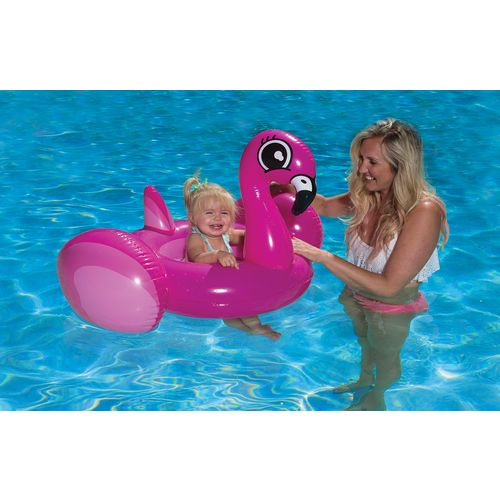 Poolmaster Flamingo Baby Rider - view number 2