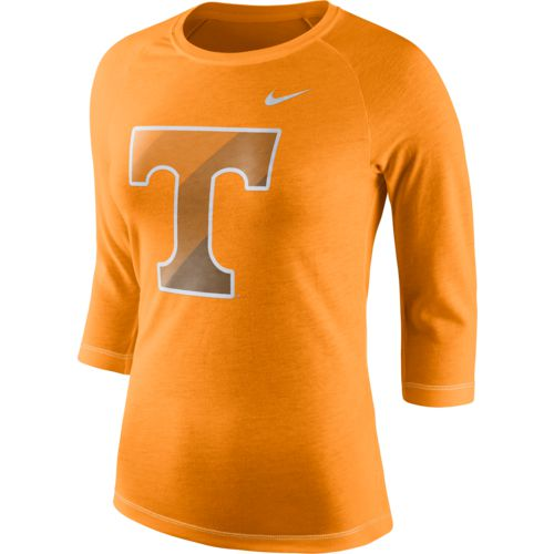Nike Women's University of Tennessee Champ Drive Raglan T-shirt