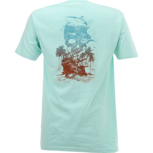 Display product reviews for Guy Harvey Men's Chainshot Short Sleeve T-Shirt