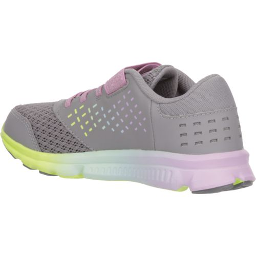 Under Armour Girls' Rave RN Prism Running Shoes - view number 3