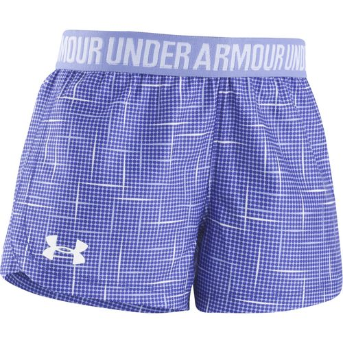 Under Armour Toddlers' Glaze Dot Play Up Short