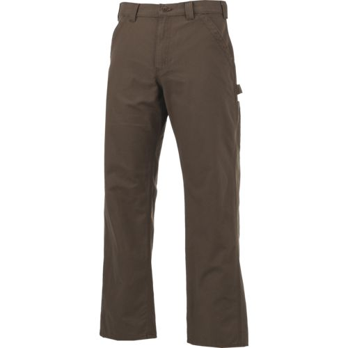 Carhartt Men's Canvas Dungaree Work Pant - view number 3