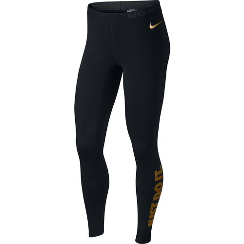 nike women 39 s pro just do it tight academy. Black Bedroom Furniture Sets. Home Design Ideas