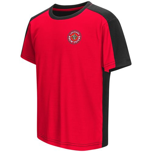 Colosseum Athletics Boys' University of Louisiana at Lafayette Short Sleeve T-shirt