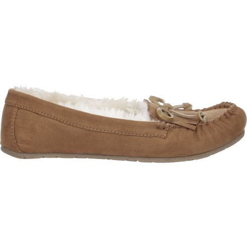 Austin Trading Co. Women's Kiltie Moc Slippers