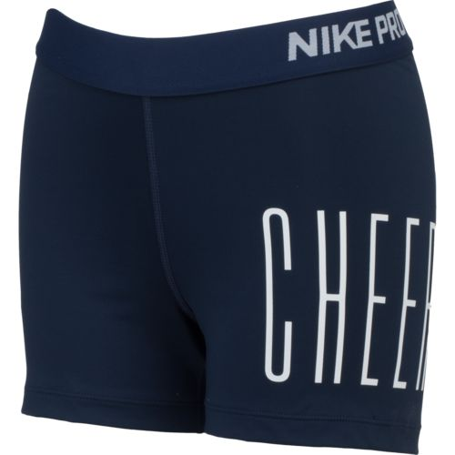 Nike Women's Pro Cheer Short - view number 3
