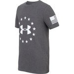 Under Armour Boys' Freedom Logo Short Sleeve T-shirt - view number 3