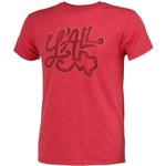 State Love Men's Y'all Rope Short Sleeve T-shirt - view number 3