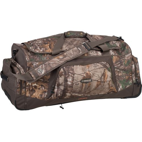 Magellan Outdoors 30 in Camo Trolley Bag