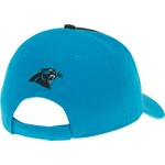 New Era Men's Carolina Panthers 9FORTY The League Blocked Cap - view number 3