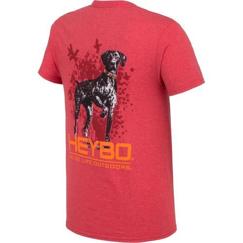 Heybo Men's On Point Short Sleeve T-shirt - view number 2