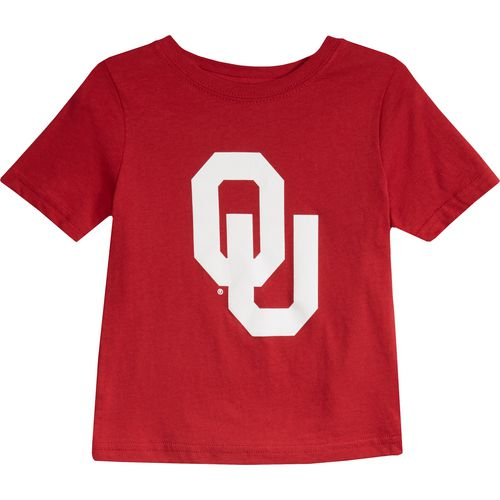 Gen2 Toddlers' University of Oklahoma Primary Logo Short Sleeve T-shirt