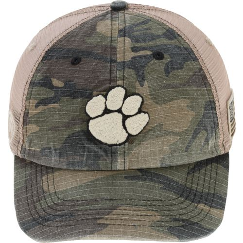 Top of the World Men's Clemson University Declare 2-Tone Adjustable Cap