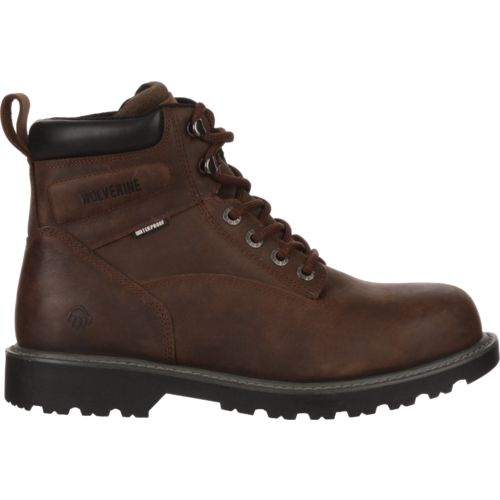 Display product reviews for Wolverine Men's Floorhand Work Boots