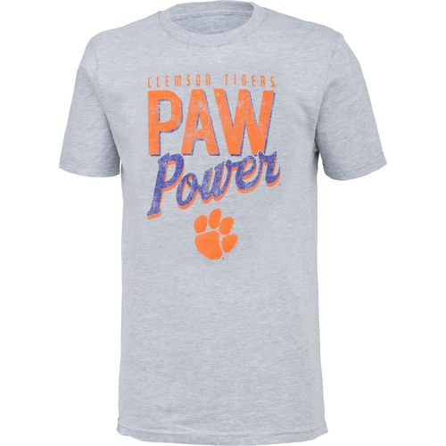 Gen2 Boys' Clemson University Rally Antheme T-shirt