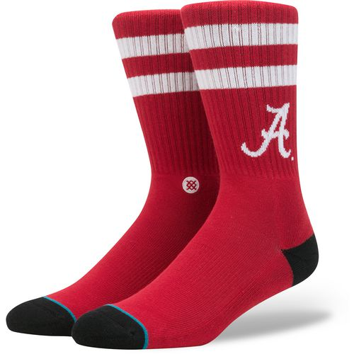 Stance Men's University of Alabama Logo Socks