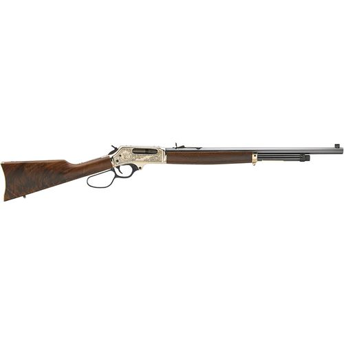 Henry Big Boy Special Wildlife Brass .45-70 Government Lever-Action Rifle