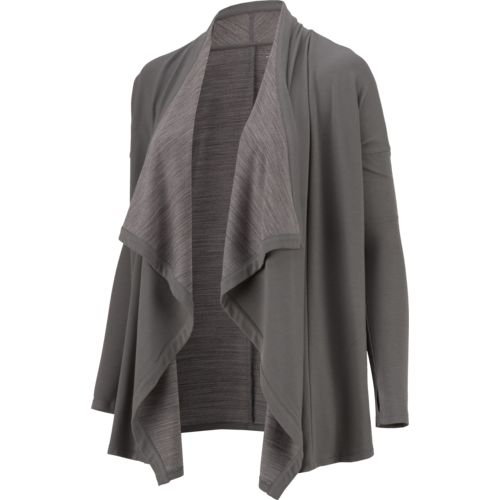 BCG Women's French Terry Wrap - view number 1