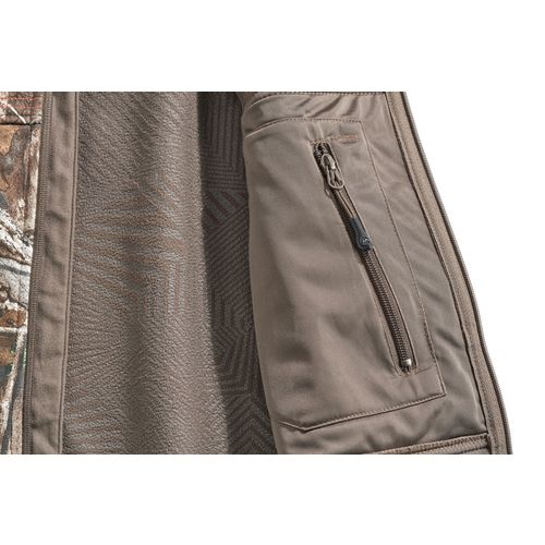 Magellan Outdoors Men's Mesa Softshell Vest - view number 6