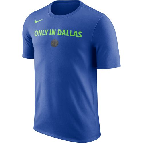 Nike Men's Dallas Mavericks Dry City Edition T-shirt