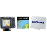 Lowrance Hook-5 Mid/High/Downscan Fishfinder/Chartplotter with Insight Pro - view number 3