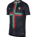 Nike Portugal Dri-FIT Squad Pre Match Soccer Shirt - view number 2