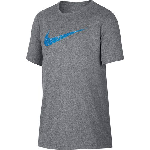 Nike Boys' Dry Training Short Sleeve T-shirt