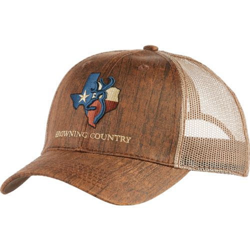 Browning Adults' Country Texas Hat - view number 1