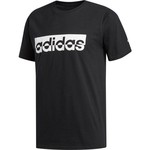 adidas Men's Linear Chopped T-shirt - view number 1