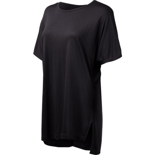BCG Women's Dolman Short Sleeve Tunic