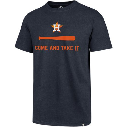 '47 Men's Houston Astros Come and Take It T-Shirt
