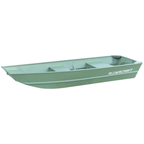 Alumacraft 10' Flat-Bottom Jon Boat