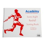 Score-Right Baseball Scoring Classic Big Book