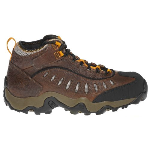 Timberland Men s Mudslinger Steel-Toe Mid Hiking Boots