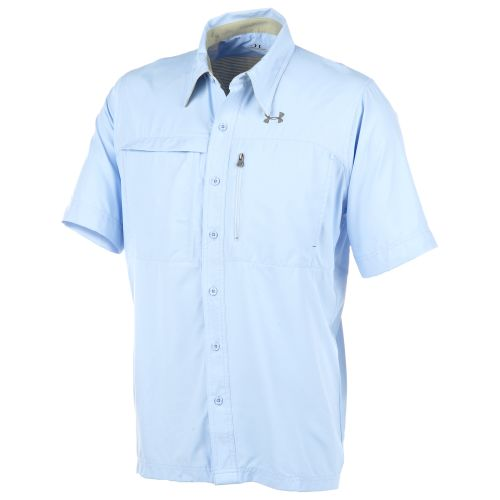Under Armour® Men's Flats Guide II Button-down Fishing Shirt