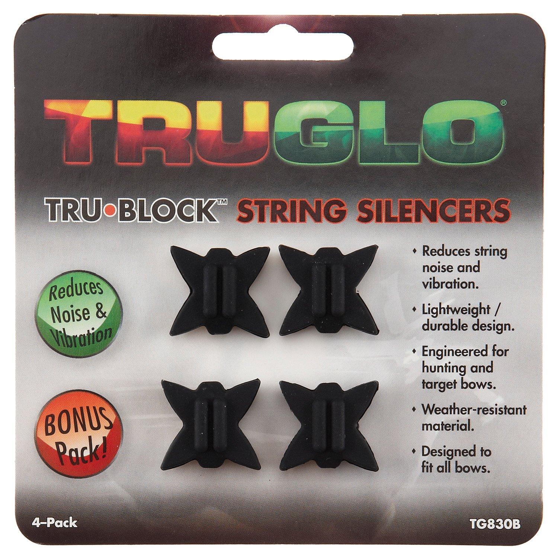 Truglo Tru-Block™ String Silencers 4-Pack