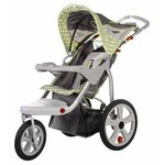 InSTEP Safari Swivel Wheel Jogging Stroller
