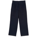 Austin Clothing Co.® Boys' Uniform Pleat Front Twill Pant - Navy