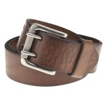 Levi's® Men's Bridle Double-Prong Buckle Belt