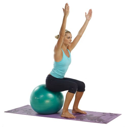 Gaiam Eco Total Body 65 cm Balance Ball Kit - view number 2