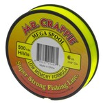 Mr. Crappie® MEGA Filler 6 lb. - 500 yards Monofilament Fishing Line - view number 1
