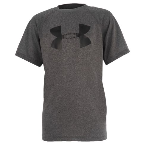 Under Armour® Boys' Logo Tech T-shirt