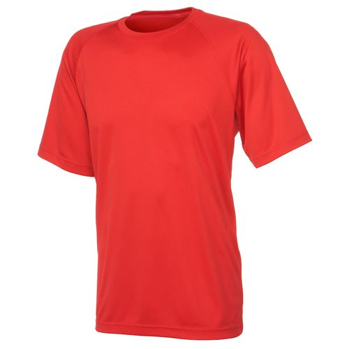 BCG Men's Turbo Mesh Short Sleeve Crew T-shirt