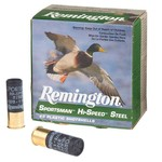 Remington Sportsman™ Hi-Speed™ Steel 12 Gauge Shotshells